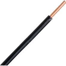 12 Gauge Black THHN Wire - Solid - 500'