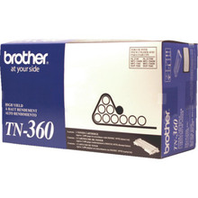 Brother TN-360 Blk Toner Cartridge