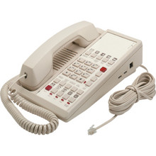 Teledex Diamond 2-Line Ash Telephone