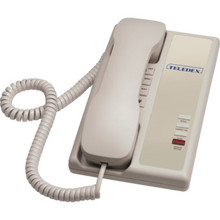 Teledex Nugget Single Line Ash Telephone