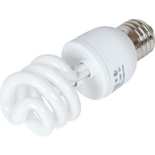Integrated Compact Fluorescent Bulb 13W 2700K Twist Coated