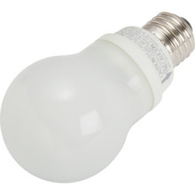 Integrated Compact Fluorescent Bulb TCP 19W 2700K A-Shape