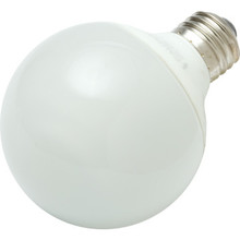 Integrated Compact Fluorescent Bulb Value Light 14W 2700K G25 6pk