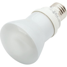 Integrated Compact Fluorescent Bulb Sylvania 14W 2700K R20