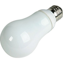 Integrated Compact Fluorescent Bulb TCP 14W 2700K A-Shape 2pk