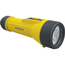 Eveready Industrial LED Flashlight - 35 Lumens - 113 Hour Run-Time