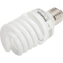 Integrated Compact Fluorescent Bulb Sylvania 23W 2700K Twist