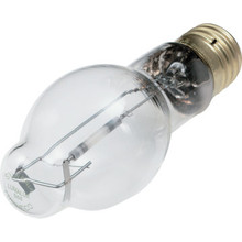 High Pressure Sodium Bulb Sylvania 100W Mogul Base Clear