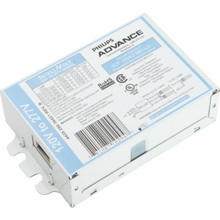 Compact Fluorescent Ballast Philips Advance 2 Bulb Electronic 120-277V
