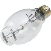 Mercury Vapor Bulb Philips 250W Mogul Base Clear