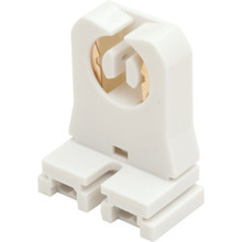 Bi-Pin Fluorescent Bulb Holder Pack of 10