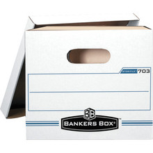 "Bankers Box Storage Boxes ""Pkg of 12"""