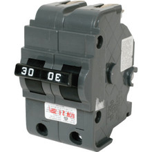 30 Amp FPE Replacement Double Pole Thick Breaker - SWD Rated