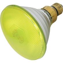 Halogen Bulb Value Light 90W PAR38 Yellow