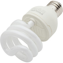 Integrated Compact Fluorescent Bulb Philips 20W 2700K Twist Dimmable