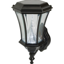5W LED Porch Fixture Black