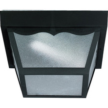10.5W LED CeilingFixture Black