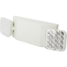Economy LED 2-Light Emergency Unit With Adjustable Heads