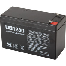 12V 8.0 Ah Lead Acid Emergency Battery