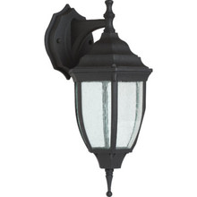 5W LED PorchFixture Black