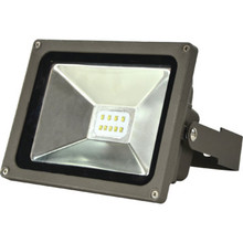 LED 25W Floodlight, Yoke-Mount