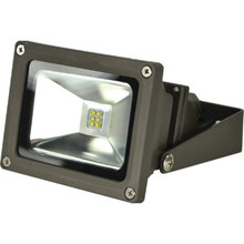 LED 15W Floodlight, Yoke-Mount