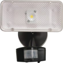 LED 13.5W flood w/ motion, photocell (replc 150W halogen)