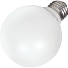 Halogen Bulb Philips 40W G25 White, Medium Base, Package of 12
