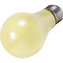 A Bulb Philips 60W A19 Yellow Bug 24pk