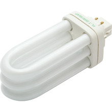 Compact Fluorescent Bulb Philips 26W Triple 3000K 4-Pin Base