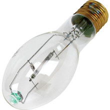 High Pressure Sodium Bulb Philips 100W Mogul Base Clear Non-Cycling