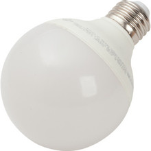 LED Bulb TCP 8W G25 (60W Equivalent) 2700K Frost Dimmable