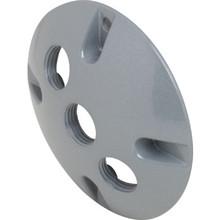 Round 3-Hole Weatherproof Plate