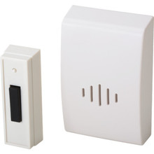 Wireless Door Chime and Button