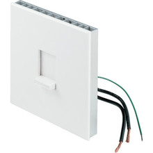 2000 Watt Incandescent Dimmer White