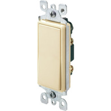 15 Amp 3-Way Decora Wall Switch - White