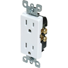 15 Amp Decorator Wall Receptacle