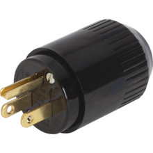 Grounding Clamptite Plug - Black