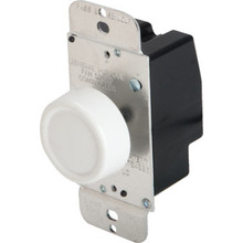 Rotary Ceiling Fan Control Switch - White
