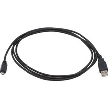 6' USB-A To Micro-B 2.0 Cable