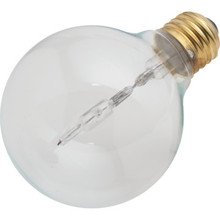 Halogen Bulb Philips 40W G25 Clear, Medium Base, Package of 12