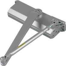Norton 1601BF Medium Duty Door Closer Adjustable 1-4 Aluminum