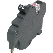 15 Amp FPE Replacement Single Pole Thick Breaker - SWD Rated