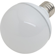 LED Bulb Feit 8W G25 (40W Equivalent) 3000K Frost Dimmable
