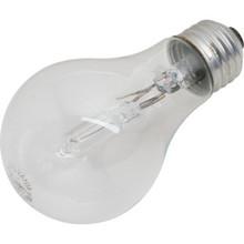 Halogen A Bulb Sylvania 43W A19 Clear 24/Pk