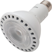 LED Bulb Philips 12W PAR30L (75W Equivalent) 3000K FL25 Dimmable