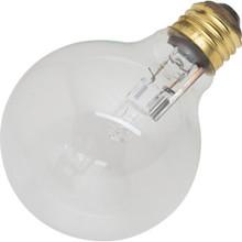 Halogen Bulb Value Light 40W G25 Medium Base Clear 24/Pk