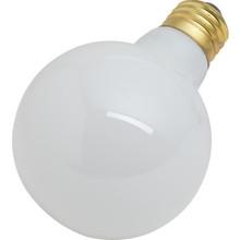 Halogen Bulb Value Light 40W G25 Medium Base White 24/Pk