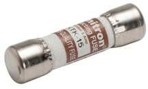 15 Amp 600V Fast Acting Suplmentary Fuse