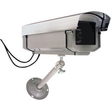 Simulated Box Cctv Security Camera - Indoor/Outdoor